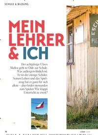 Titelbild der Ausgabe 5/2019 von MEIN LEHRER & ICH. Zeitschriften als Abo oder epaper bei United Kiosk online kaufen.
