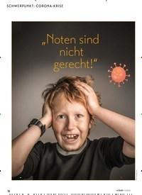 """Titelbild der Ausgabe 3/2020 von """"Noten sind nicht gerecht!"""". Zeitschriften als Abo oder epaper bei United Kiosk online kaufen."""