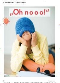 """Titelbild der Ausgabe 3/2020 von """"Oh no o o!"""". Zeitschriften als Abo oder epaper bei United Kiosk online kaufen."""