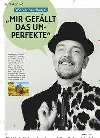 """Titelbild der Ausgabe 6/2019 von REIFEPRÜFUNG: Wie war das damals? """"MIR GEFÄLLT DAS UNPERFEKTE"""". Zeitschriften als Abo oder epaper bei United Kiosk online kaufen."""