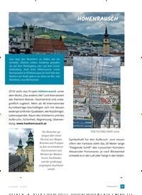 Titelbild der Ausgabe 2/2018 von HÖHENRAUSCH. Zeitschriften als Abo oder epaper bei United Kiosk online kaufen.