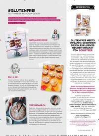 Titelbild der Ausgabe 5/2018 von #GLUTENFREI: GLUTENFREIER INSTAGRAM-GENUSS. Zeitschriften als Abo oder epaper bei United Kiosk online kaufen.