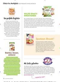 Titelbild der Ausgabe 5/2018 von Gluten Free Marktplatz: NEUE PRODUKTE FÜR SIE ENTDECKT. Zeitschriften als Abo oder epaper bei United Kiosk online kaufen.