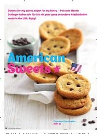 Titelbild der Ausgabe 7/2019 von American Sweets. Zeitschriften als Abo oder epaper bei United Kiosk online kaufen.