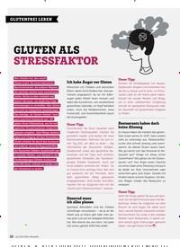 Titelbild der Ausgabe 9/2019 von GLUTEN ALS STRESSFAKTOR. Zeitschriften als Abo oder epaper bei United Kiosk online kaufen.