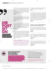 Titelbild der Ausgabe 15/2021 von Leserforum: MAILS & BRIEFE AN DIE REDAKTION: DIE POST IST DA!. Zeitschriften als Abo oder epaper bei United Kiosk online kaufen.