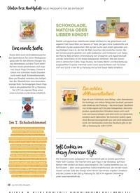 Titelbild der Ausgabe 15/2021 von Gluten Free Marktplatz: NEUE PRODUKTE FÜR SIE ENTDECKT. Zeitschriften als Abo oder epaper bei United Kiosk online kaufen.