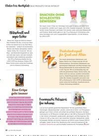 Titelbild der Ausgabe 7/2019 von Gluten Free Marktplatz NEUE PRODUKTE FÜR SIE ENTDECKT. Zeitschriften als Abo oder epaper bei United Kiosk online kaufen.