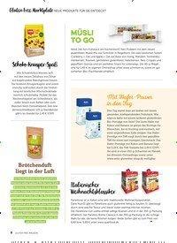 Titelbild der Ausgabe 10/2019 von Gluten Free Marktplatz. Zeitschriften als Abo oder epaper bei United Kiosk online kaufen.