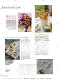 Titelbild der Ausgabe 5/2019 von LandLustPUR. Zeitschriften als Abo oder epaper bei United Kiosk online kaufen.