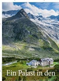 Titelbild der Ausgabe 5/2019 von Ein Palast in den Bergen. Zeitschriften als Abo oder epaper bei United Kiosk online kaufen.