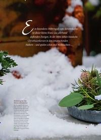 Titelbild der Ausgabe 6/2019 von Anleitung für das Adventskränzchen. Zeitschriften als Abo oder epaper bei United Kiosk online kaufen.