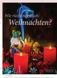 Titelbild der Ausgabe 6/2019 von Wie riecht eigentlich Weihnachten?. Zeitschriften als Abo oder epaper bei United Kiosk online kaufen.