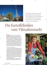 Titelbild der Ausgabe 1/2020 von Die Kartoff elhelden vom Viktualienmarkt. Zeitschriften als Abo oder epaper bei United Kiosk online kaufen.