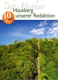 Titelbild der Ausgabe 4/2020 von Der MerkurHausberg unserer Redaktion. Zeitschriften als Abo oder epaper bei United Kiosk online kaufen.