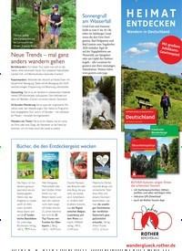 Titelbild der Ausgabe 4/2020 von Neue Trends - mal ganz anders wandern gehen. Zeitschriften als Abo oder epaper bei United Kiosk online kaufen.