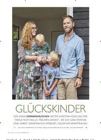 Titelbild der Ausgabe 9/2019 von GLÜCKSKINDER. Zeitschriften als Abo oder epaper bei United Kiosk online kaufen.