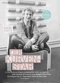 Titelbild der Ausgabe 9/2019 von PORTRÄT: DER KURVENSTAR. Zeitschriften als Abo oder epaper bei United Kiosk online kaufen.