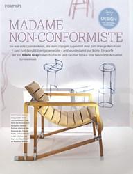 Titelbild der Ausgabe 10/2019 von PORTRÄT: MADAME NON-CONFORMISTE. Zeitschriften als Abo oder epaper bei United Kiosk online kaufen.