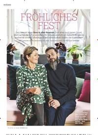 Titelbild der Ausgabe 12/2019 von FRÖHLICHES FEST. Zeitschriften als Abo oder epaper bei United Kiosk online kaufen.