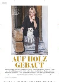 Titelbild der Ausgabe 12/2019 von AUF HOLZ GEBAUT. Zeitschriften als Abo oder epaper bei United Kiosk online kaufen.