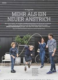 Titelbild der Ausgabe 2/2020 von VIEL PLATZ FÜR IDEEN: MEHR ALS EIN NEUER ANSTRICH. Zeitschriften als Abo oder epaper bei United Kiosk online kaufen.