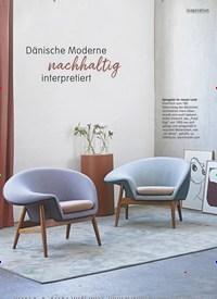 Titelbild der Ausgabe 3/2020 von inspiration: Dänische Moderne nachhaltig interpretiert: Pauline Junglas. Zeitschriften als Abo oder epaper bei United Kiosk online kaufen.