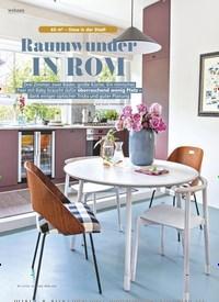 Titelbild der Ausgabe 3/2020 von 60 m² - Oase in der Stadt: Raumwunder IN ROM. Zeitschriften als Abo oder epaper bei United Kiosk online kaufen.
