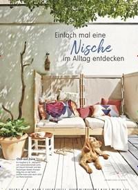 Titelbild der Ausgabe 6/2020 von Einfach mal eine Nische im Alltag entdecken. Zeitschriften als Abo oder epaper bei United Kiosk online kaufen.