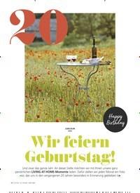 Titelbild der Ausgabe 6/2020 von JUBILÄUM: Wir feiern Geburtstag!. Zeitschriften als Abo oder epaper bei United Kiosk online kaufen.