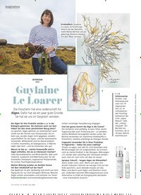 Titelbild der Ausgabe 7/2020 von INTERVIEW: Guylaine Le Loarer. Zeitschriften als Abo oder epaper bei United Kiosk online kaufen.