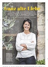 Titelbild der Ausgabe 8/2020 von Ganz alte Liebe. Zeitschriften als Abo oder epaper bei United Kiosk online kaufen.
