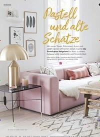 Titelbild der Ausgabe 8/2020 von Pastell und alte Schätze. Zeitschriften als Abo oder epaper bei United Kiosk online kaufen.