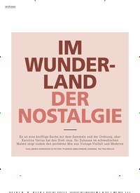 Titelbild der Ausgabe 8/2020 von IM WUNDERLAND DER NOSTALGIE. Zeitschriften als Abo oder epaper bei United Kiosk online kaufen.
