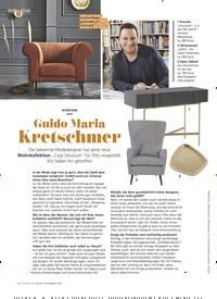 Titelbild der Ausgabe 11/2020 von inspiration: INTERVIEW: Guido Maria Kretschmer. Zeitschriften als Abo oder epaper bei United Kiosk online kaufen.