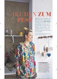 Titelbild der Ausgabe 12/2020 von BLUMEN ZUM FEST. Zeitschriften als Abo oder epaper bei United Kiosk online kaufen.