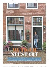 Titelbild der Ausgabe 1/2021 von MUTIGER NEUSTART. Zeitschriften als Abo oder epaper bei United Kiosk online kaufen.