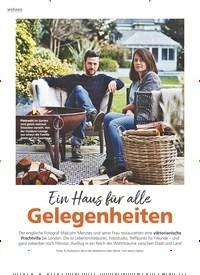 Titelbild der Ausgabe 4/2021 von Ein Haus für alle: Gelegenheiten. Zeitschriften als Abo oder epaper bei United Kiosk online kaufen.