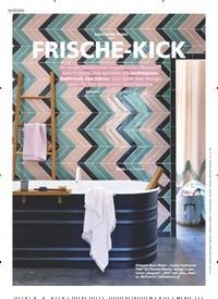 Titelbild der Ausgabe 4/2021 von BADEZIMMER-TRENDS: FRISCHE-KICK. Zeitschriften als Abo oder epaper bei United Kiosk online kaufen.