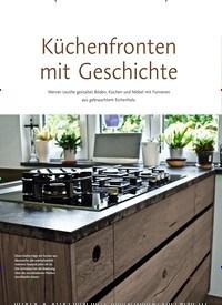 Titelbild der Ausgabe 3/2019 von Küchenfronten mit Geschichte. Zeitschriften als Abo oder epaper bei United Kiosk online kaufen.
