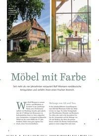 Titelbild der Ausgabe 3/2020 von Möbel mit Farbe. Zeitschriften als Abo oder epaper bei United Kiosk online kaufen.
