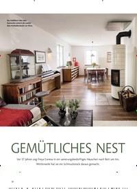 Titelbild der Ausgabe 3/2020 von GEMÜTLICHES NEST. Zeitschriften als Abo oder epaper bei United Kiosk online kaufen.