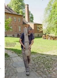 Titelbild der Ausgabe 3/2020 von Aus Ton und Lehm. Zeitschriften als Abo oder epaper bei United Kiosk online kaufen.