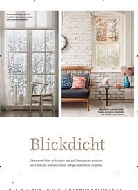 Titelbild der Ausgabe 3/2020 von Blickdicht. Zeitschriften als Abo oder epaper bei United Kiosk online kaufen.