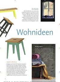 Titelbild der Ausgabe 4/2020 von Wohnideen. Zeitschriften als Abo oder epaper bei United Kiosk online kaufen.