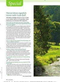 Titelbild der Ausgabe 4/2020 von Urlaub mit dem Rad. Zeitschriften als Abo oder epaper bei United Kiosk online kaufen.