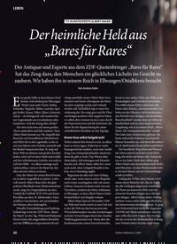 """Titelbild der Ausgabe 2/2020 von TV-KUNSTEXPERTE ALBERT MAIER: Der heimliche Held aus """"Bares für Rares"""". Zeitschriften als Abo oder epaper bei United Kiosk online kaufen."""