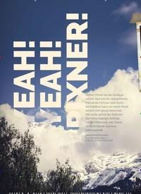 Titelbild der Ausgabe 2/2019 von YEAH! PIXNER! YEAH!. Zeitschriften als Abo oder epaper bei United Kiosk online kaufen.