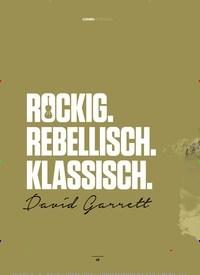 Titelbild der Ausgabe 1/2020 von ROCKING. REBELLISCH. KLASSISCH.. Zeitschriften als Abo oder epaper bei United Kiosk online kaufen.
