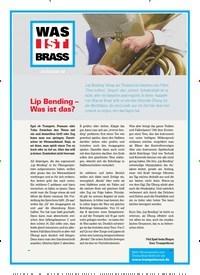 Titelbild der Ausgabe 1/2020 von Lip Bending - Was ist das?. Zeitschriften als Abo oder epaper bei United Kiosk online kaufen.